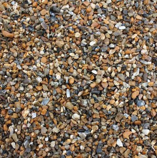 Pea Shingle - 6mm Our marine 6mm Shingle is ideal for driveways, paths, drainage, etc and is also available in 6mm, 10mm and 20mm.