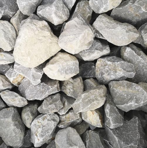 Gabing Stone Its primary use is for retaining walls or for rockeries.