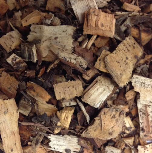 Playground Bark Our playground bark is manufactured from premium bark. It is 100% natural and contains no addatives or colouring.