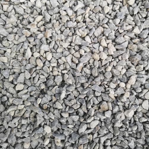 Ragstone - 10mm Its primary use is decorative for driveways or as drainage media.